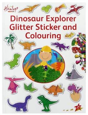 Hamleys Dinosaur Glitter