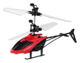 hand sensor helicopter toy