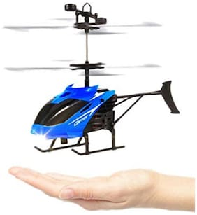 Hand Sensor Amazing Helicopter For Kids