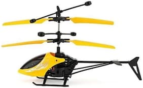 Hand Sensor Cool Helicopter For Kids