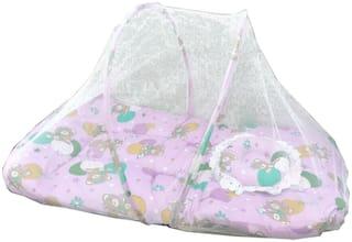 Handloom Villa Baby Gadda With Net