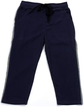 HAOSER Boy Cotton Track pants - Blue