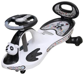 HAPPINESS Baby Panda Magic Car -Assorted Colours