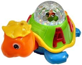 Happy Turtle 3D Light Music Toy