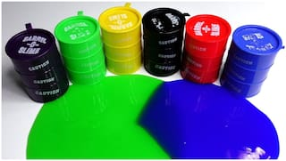 hardik different colour of Barrel O Slime Putty, Play Fun For All Ages Gifting Colourful Kids Toys Puzzle (set of 6 pcs