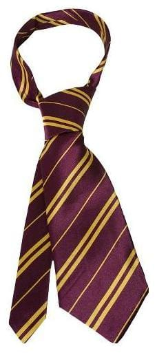 Harry Potter Inspired Cosplay Gryffindor Tie for Fancy Dress [TG020-1]