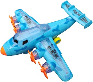 Helicopter Hunting Aviation Aircraft with Flashing Light and Music Toy