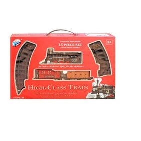 PTC Mart HIGH CLASS TRAIN 15 PIECE SET