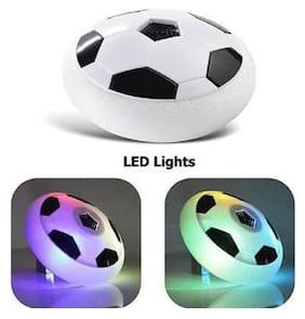 High Quality Original Airpower Soccer Disc Light-Up Hover ball Disk Children Sport Toys Football (1PC)