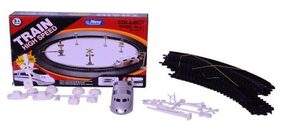 High Speed Metro with Round Track Battery Operated Train Set With Head Light WWQ-26