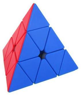 High Speed Stickerless Tringle Magic Rubic Cube By Signomark.