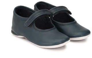 Hirel's Blue Girls Casual Shoes