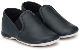 Hirel's Blue Casual Shoes For Girls