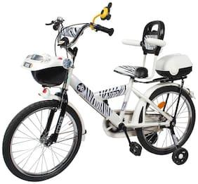 HLX-NMC 50.8 cm (20 inch) CARX KIDS BICYCLE  ZEBRA STYLE