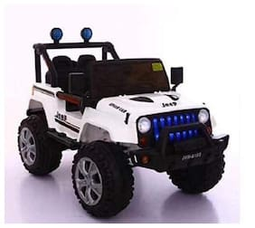 HLX-NMC BATTERY OPERATED COSMIC OVERDRIVE ROVER CAR- WHITE HLX-NMC BATTERY OPERATED COSMIC OVERDRIVE ROVER CAR- WHITE