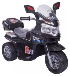 Hlx-Nmc Battery Operated Sports Bike Black