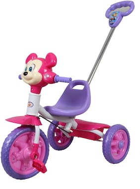 HLX-NMC Fun Mickey Tricycle with Navigator for Kids