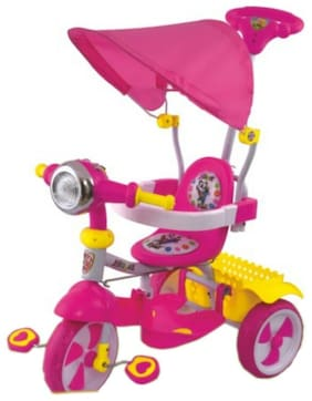 HLX-NMC KIDS SPACE SHIP TRICYCLE PINK/PURPLE 2,198