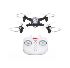 Hobbitos Syma X15 RC Drone 2.4GHz 4CH 6-axis Gyro Altitude Hold & Headless Mode, 3D Flips, One Key Take-off/Landing Quadcopter