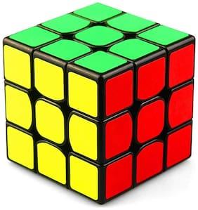 Honeybun Magic High Stability Sticker less 3x3x3 Speed Cube