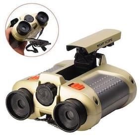 Honeybun Night Scope Toy Binocular with Pop-Up Light