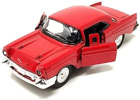 Honeybun Vintage Luxury Die Cast Metal Car Model Auto Series with Pullback Action and Open able Door