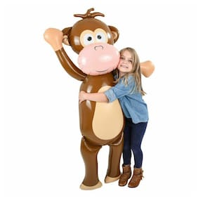 HUGE 57  Monkey Inflatable Blow Up Party Decoration Pool Beach Inflate