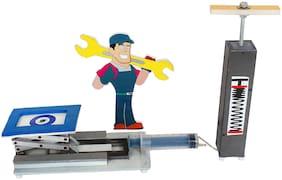 Hydraulic Jack Science Educational STEM Toy DIY kit