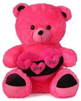 CHAMPSHADE Multi Teddy Bear - 25 cm