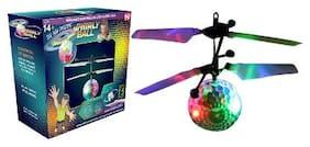 IBS Super Bright;Gravity Defying LED Galaxy Whirly Ball EA 02