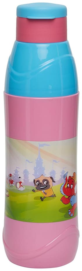 Imagica Characters Printed Water Bottle