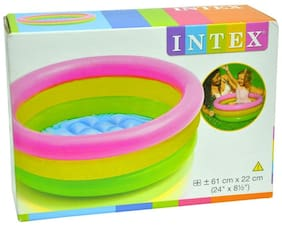 Imported By Nyrwana Water Tub Inflatable Intex Pool 2ft Diameter