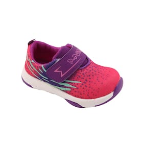 Enso Imported Kids Pink Shoes