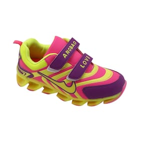 Enso Imported Kids Multicolor Shoes