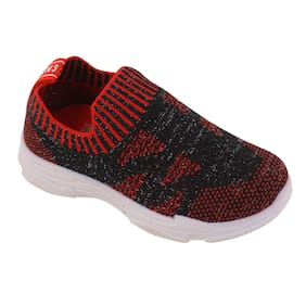 Enso Red Unisex Kids Casual shoes
