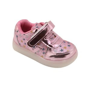 Enso Pink Unisex Kids Casual Shoes