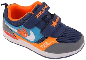 Enso Imported Kids Blue Shoes