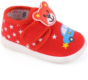 Enso Imported Kids Red Shoes