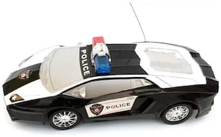 Imported Police Remote Control Car