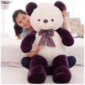 Skylofts Purple Teddy Bear - 80 cm