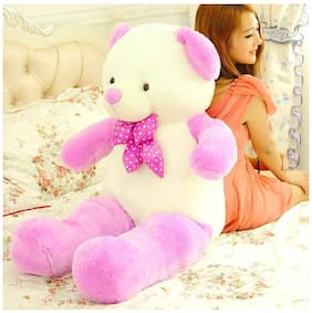 Skylofts Pink Teddy Bear - 80 cm