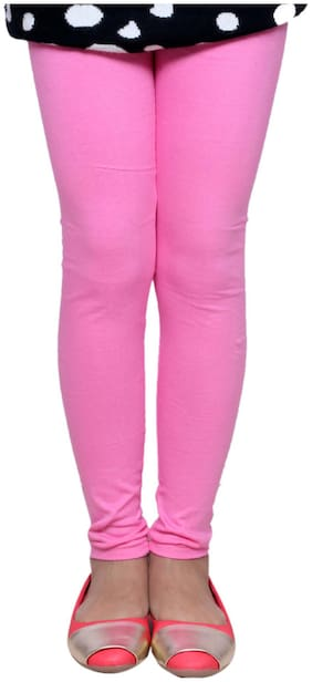 Indistar Girl's Super Soft Cotton Legging