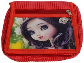 Indo Designer Colorful Digital Kids Bag
