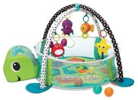 INFANTINO GROW-WITH-ME ACTIVITY GYM & BALL PIT *DISTRESSED PACKAGING*