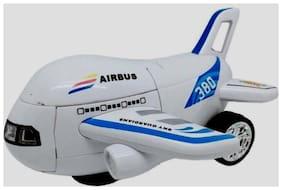 Inrange AirBus airplan deformation airplan for kids