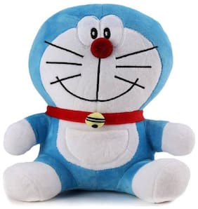 Inrange Cute Soft Stuffed Doreman Toys 12 inch Washable For Kids Boys 2 To 6 Years - 12 inch