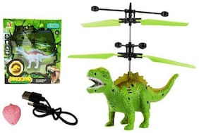 Inrange Dinosaur Aircraft Infrared Hand / Remote Control Floating RC Helicopter