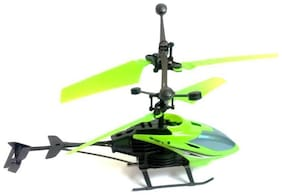 Inrange Exceed (LHx)  Induction Type 2-in-1 Flying Indoor Helicopter with Remote