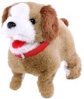 Inrange Jumping Puppy Toy