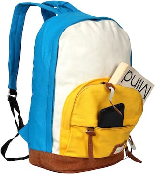 Instabuyz Lightweight Unisex Casual Bag in Backpack for Collage & School bagpack Canvas